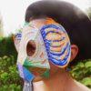 Masque de koala 3D