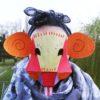Masque de petite souris 3D