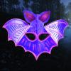Masque de chauve-souris 3D