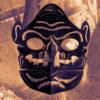 Masque de l'ogre des montagnes 3D