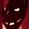Masque de vampire 3D