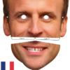 masque macron apercu