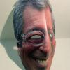 Masque de Patrick Balkany 3D