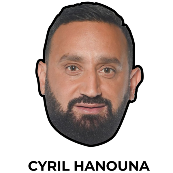 illustration masque hanouna