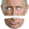 aperçu masque Vladimir Poutine
