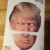 photo masque 3d de donald trump