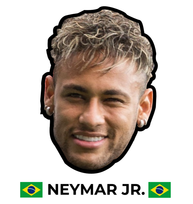 photo masque neymar